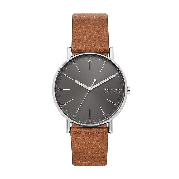 Skagen Analog Grey Dial Men's Watch SKW6578 Men's Wrist Watches