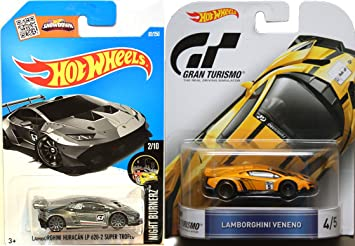 Amazon Com Lamborghini Hot Wheels Gran Turismo Retro