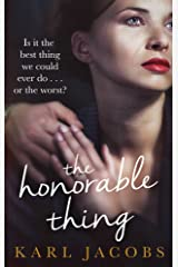the honorable thing Kindle Edition