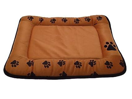 GOLDENHOME COCCOLINA Cuna para perros antideslizante – Muy suave – Cama para perro/gato –
