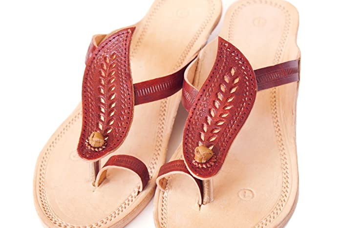 9ca41e6e86764 Amazon.com  Handmade kolhapuri leather sandals