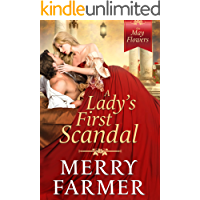 A Lady's First Scandal (The May Flowers Book 1)