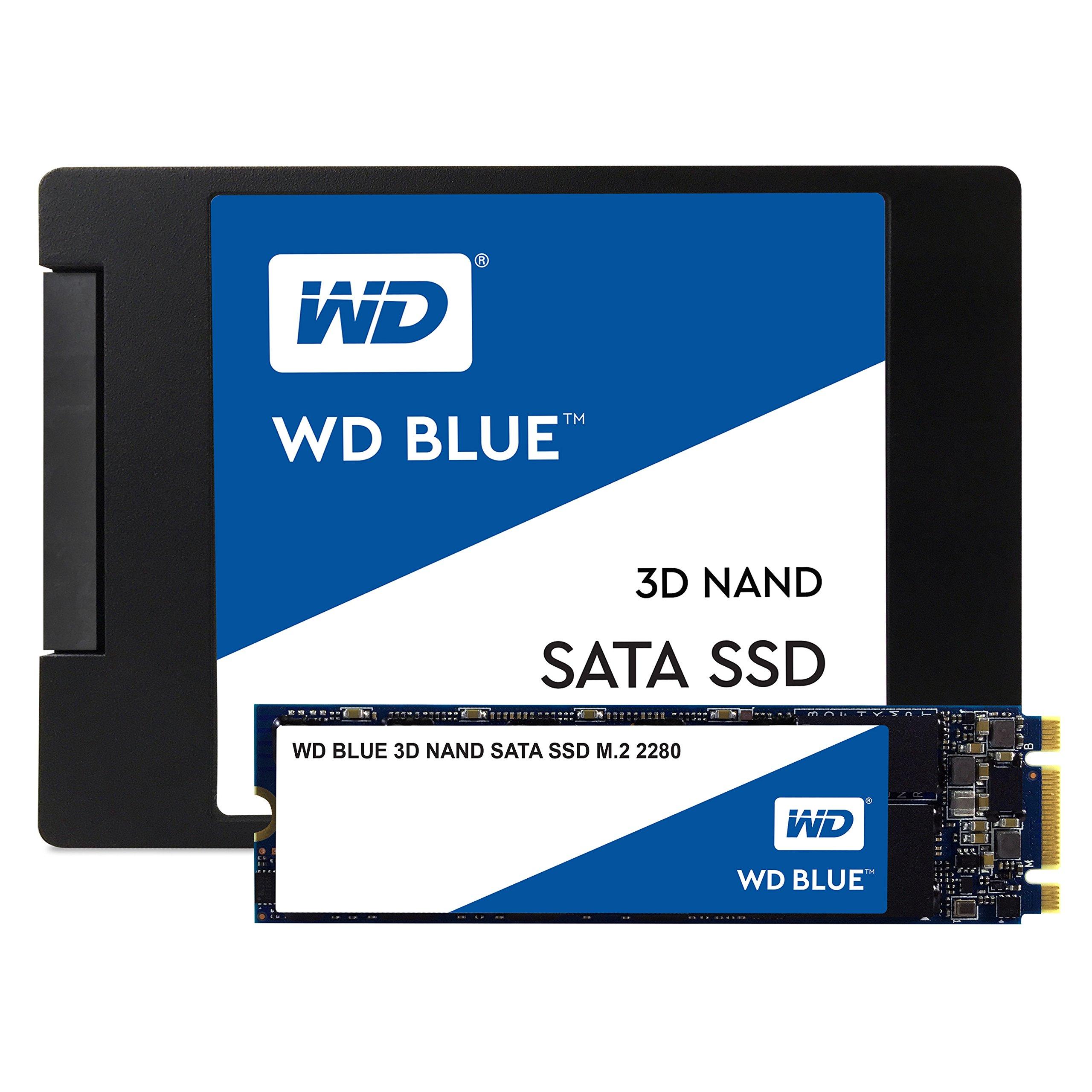 WD Blue 3D NAND 2TB PC SSD - SATA III 6 Gb/s, M.2 2280 - WDS200T2B0B by Western Digital (Image #4)