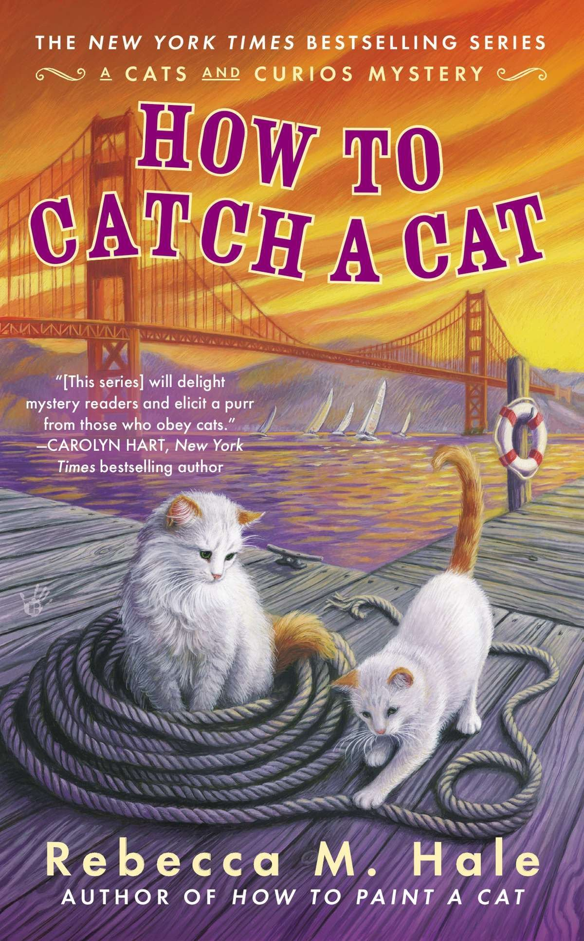 Read Online How to Catch a Cat (Cats and Curios Mystery) pdf epub