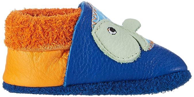 Pololo Unisex Baby Fisch Krabbel-& Hausschuhe: Amazon.de: Schuhe &  Handtaschen