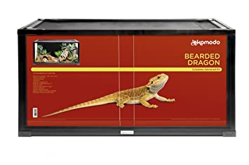 Komodo Bearded Dragon Advanced Kit Amazon Co Uk Pet Supplies