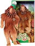 """Cowardly Lion - Wizard of Oz ~11.5"""" Doll: Barbie Collector Pink Label Dolls Series"""