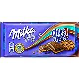 Pack of 3 Milka Chips Ahoy! 100g