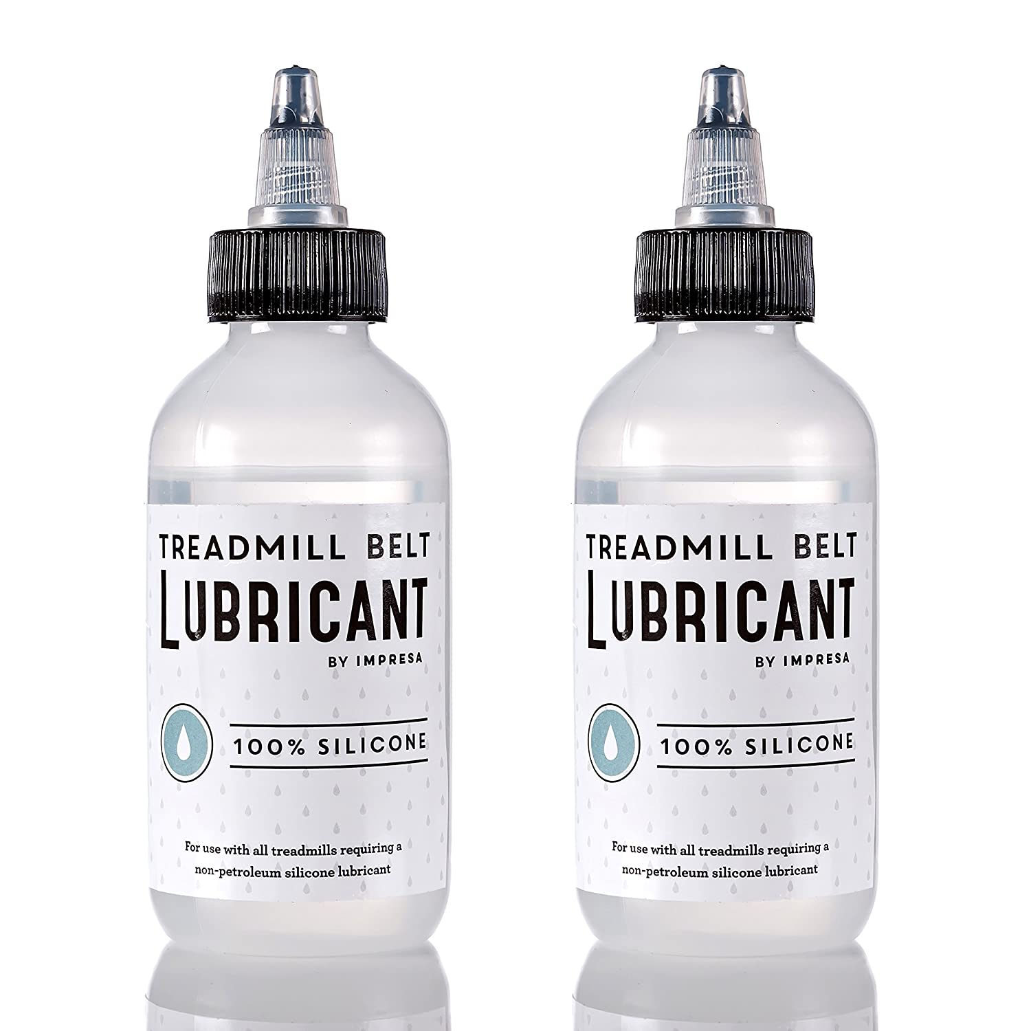 Treadmill Silicone Lubricant Walmart: 2 Pack Of 100% Silicone Treadmill Belt Lubricant / Lube