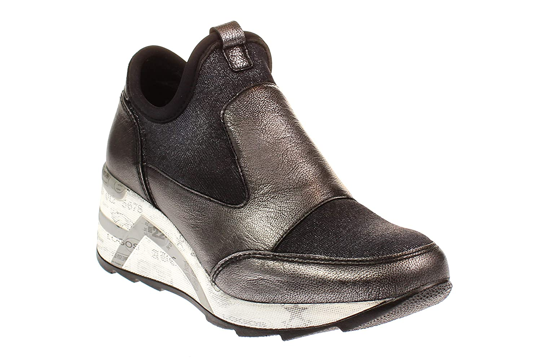 Cetti Damen C1121 SRA - Damen Cetti Schuhe Sneaker - Antic-Lame-Plomo 47757f