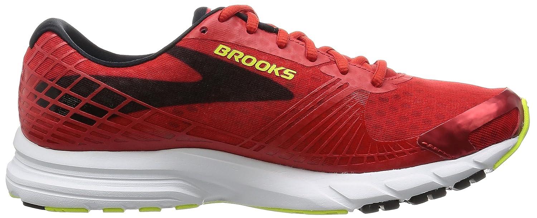 Brooks Herren Launch 3 3 3 Laufschuhe rot f8bc8e