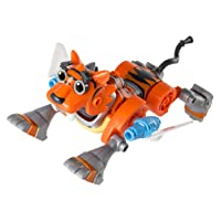 Deals on Rusty Rivets Tigerbot Building Set with Lights and Sounds