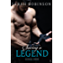 Saving a Legend: A Kavanagh Legends Novel