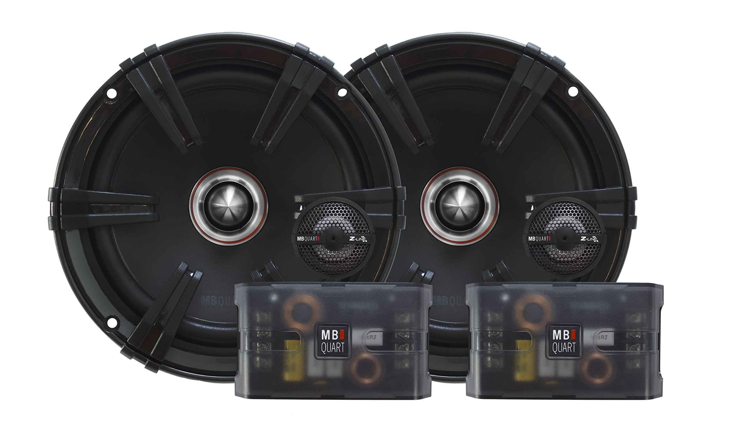 MB Quart ZC1-216 6.5'' 240W RMS Z-Line Series Component Speakers System