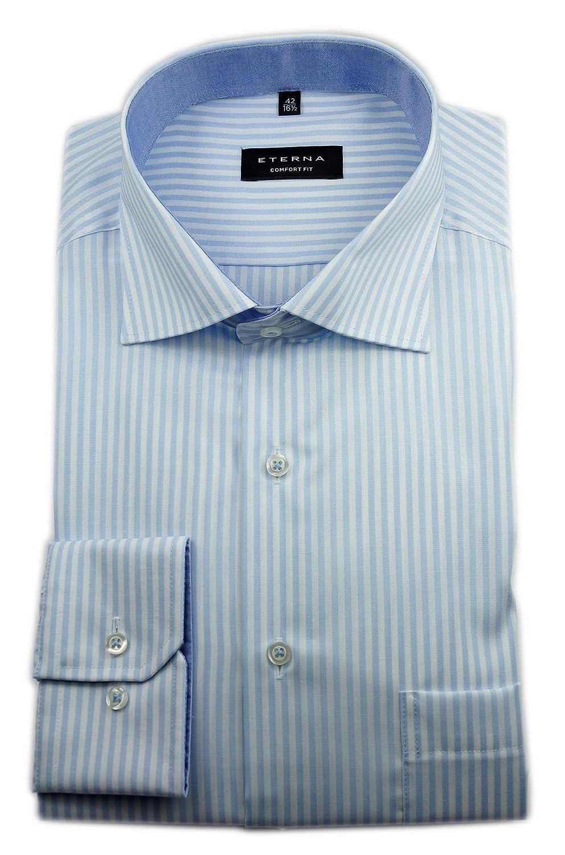 Eterna - Camisa Formal - Rayas - Clásico - para Hombre