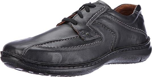Josef Seibel Schuhfabrik GmbH Anvers 08 43360 23 600 - Zapatos de Cuero para Hombre