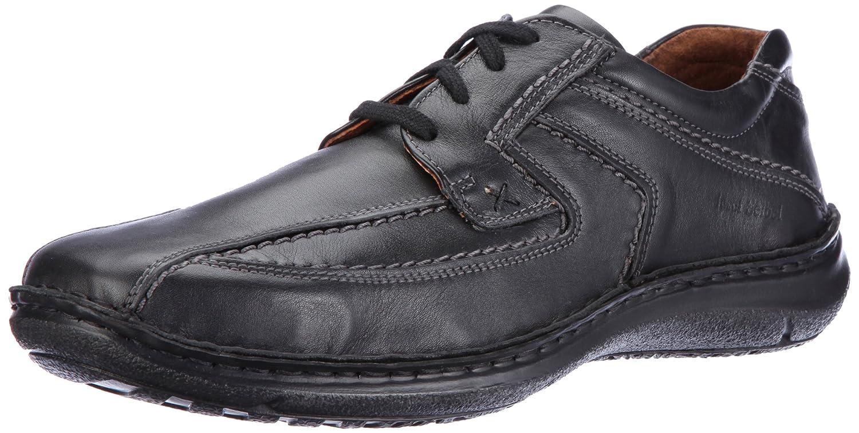 Josef Seibel Schuhfabrik Gmbh Anvers 08 43360 920 897 - Chaussures À Lacets En Cuir Pour Les Hommes, Brun, Taille 39