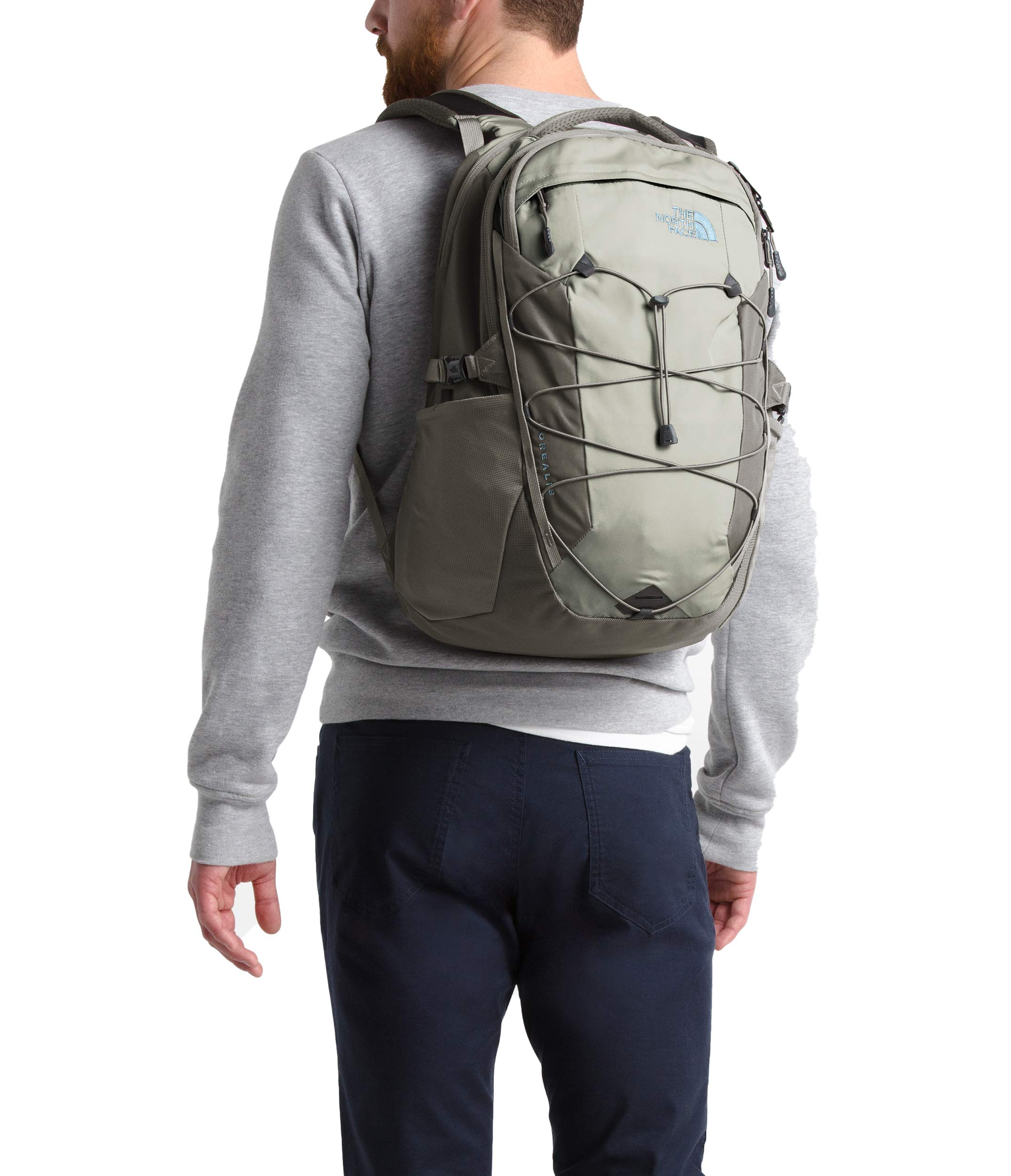 The North Face Men's Borealis Dove Grey/Weimaraner Brown One Size