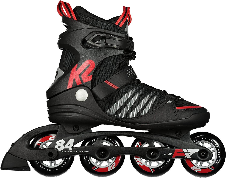 84 Speed Alu Inline Skates K2 Herren F.i.t