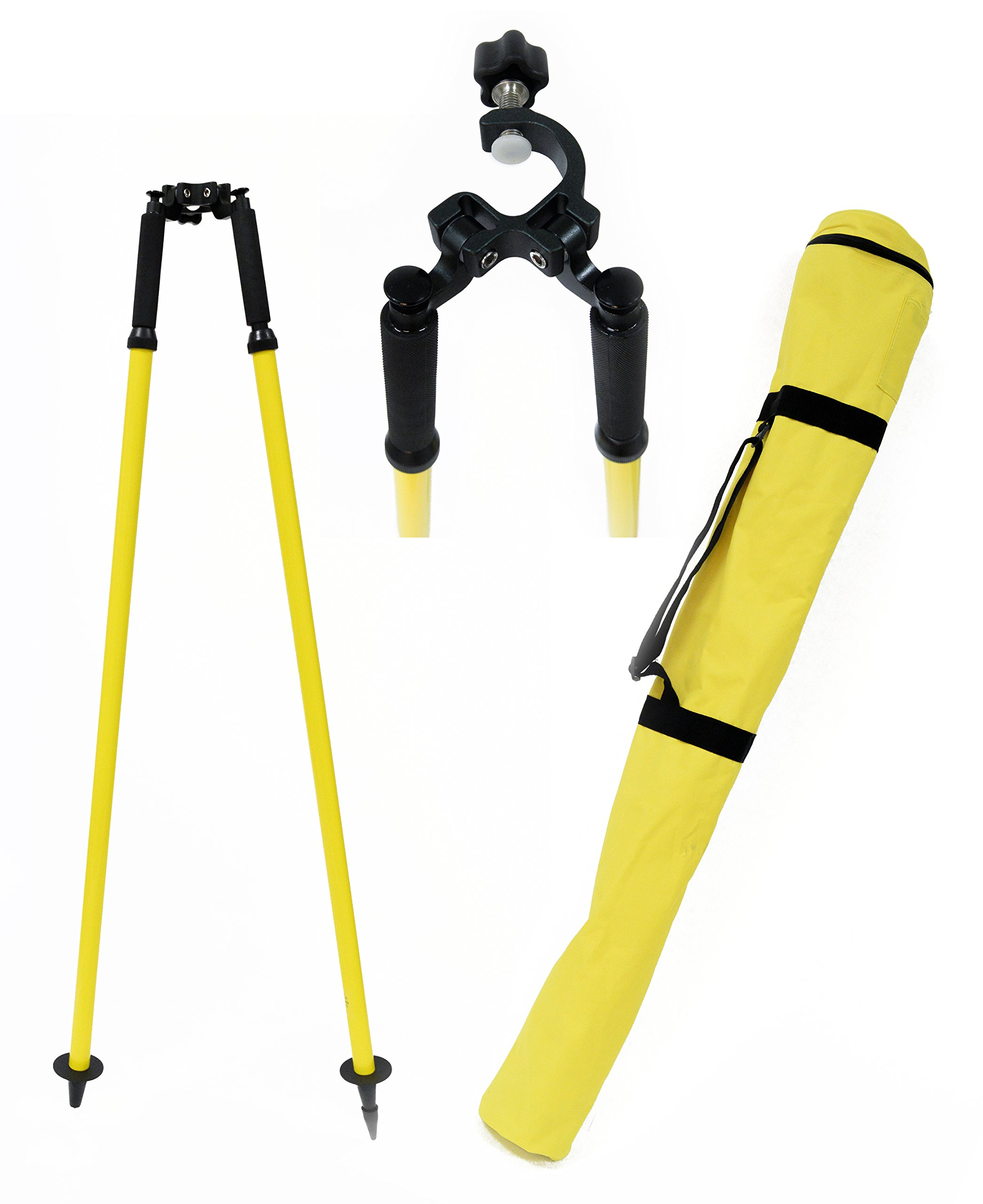 AdirPro Prism Pole Bipod (Yellow) by AdirPro