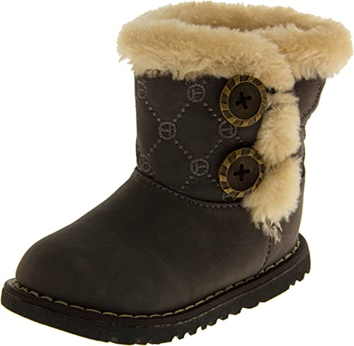 Infant Toddler Girls Boots Warm Winter