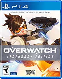 Overwatch Legendary Edition - PlayStation 4: Activision     - Amazon com