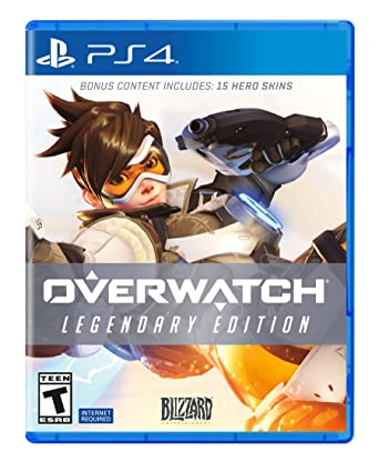 Overwatch - Legendary Edition for PlayStation 4 [USA]: Amazon.es: Activision Inc: Cine y Series TV