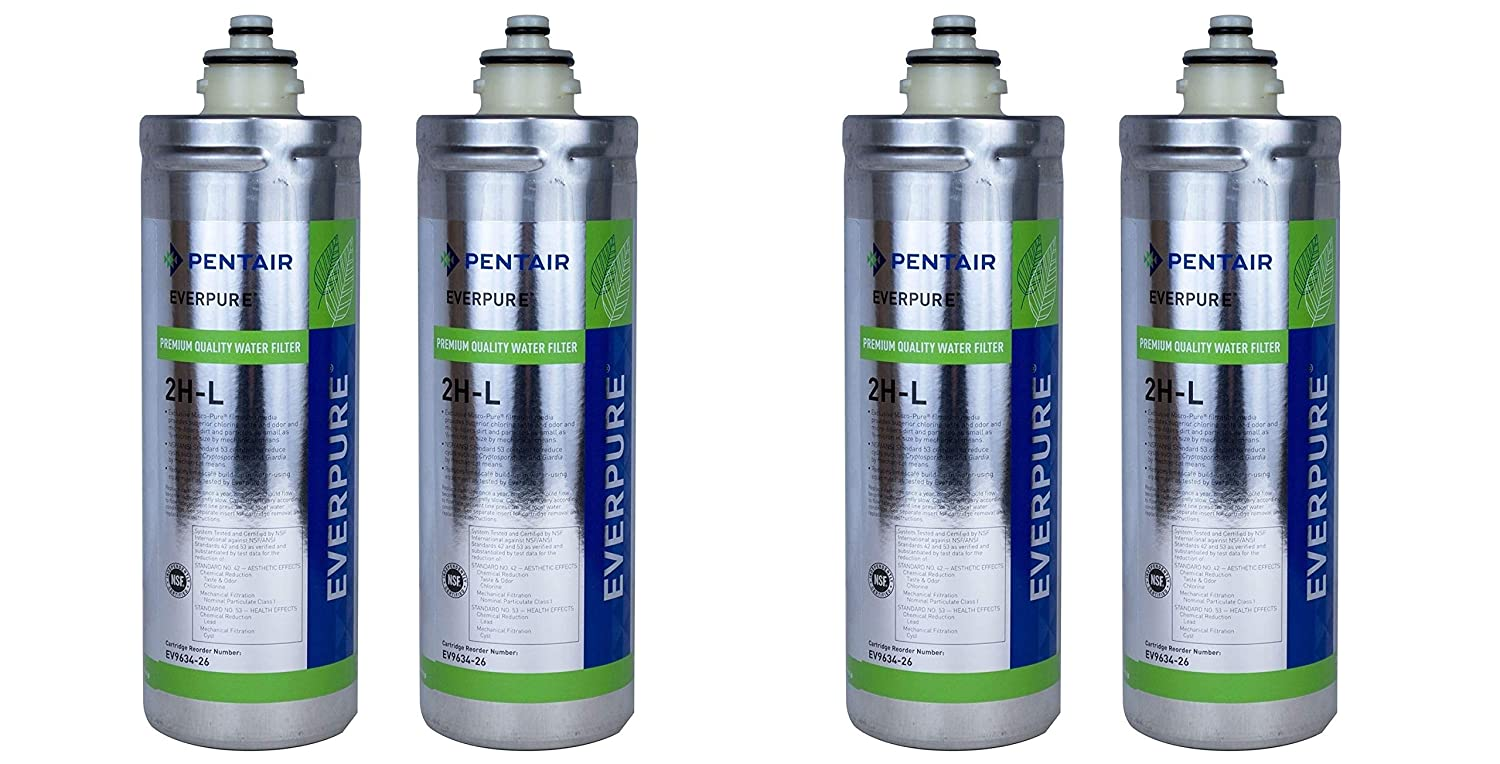 Aquverse A100 2-Pack Replacement Filters