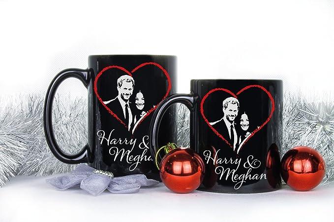 And Harry Markle Mugs Engagement Prince Coffee Mug Meghan Commemorative fvY7ybgmI6