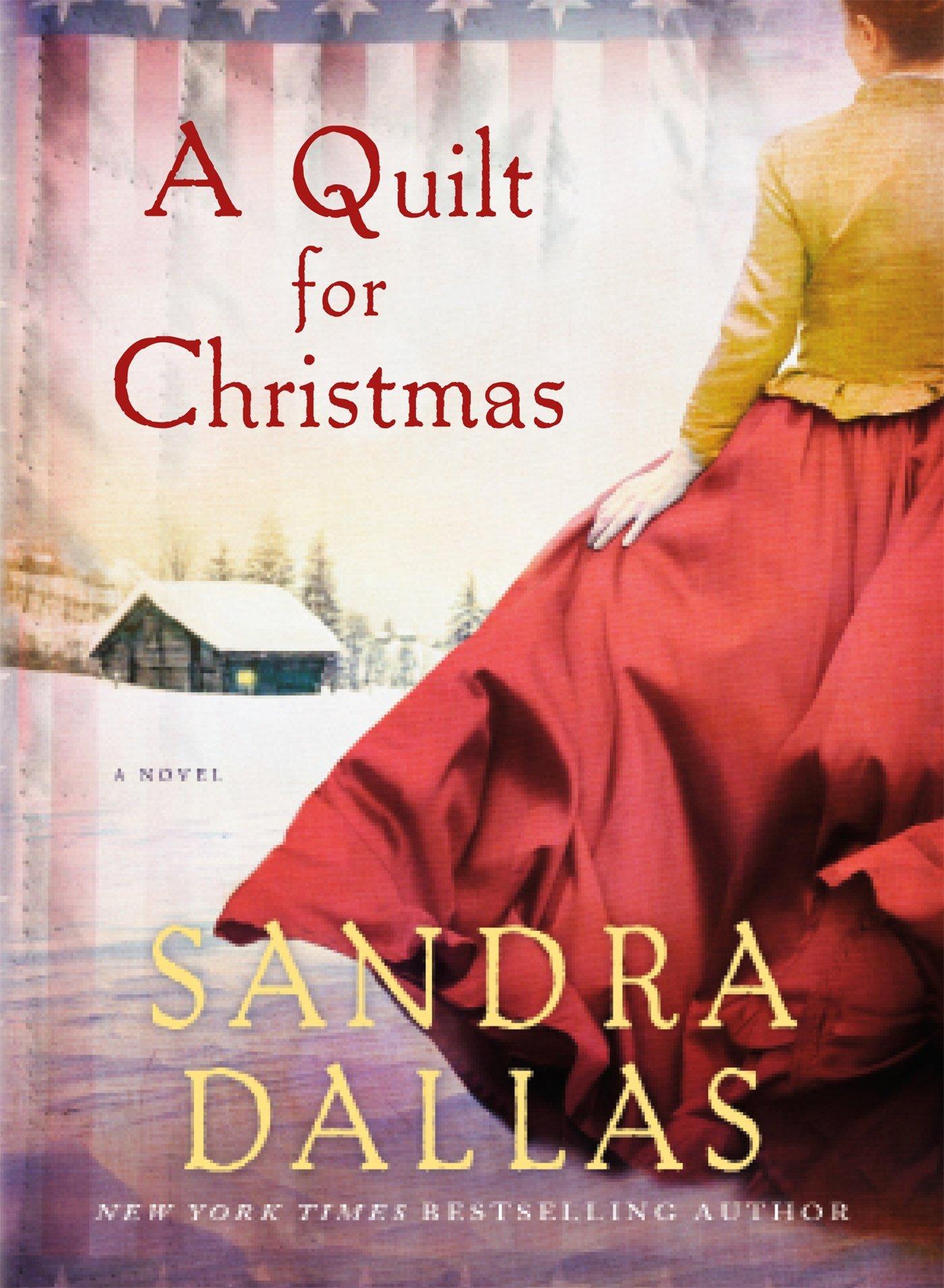 Quilt Christmas Novel Sandra Dallas product image