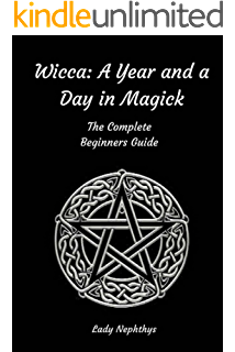 Wiccan year and a day: self-study guide for solitary witches by.