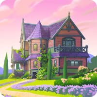 Lily's Garden - Match, Design & Decorate