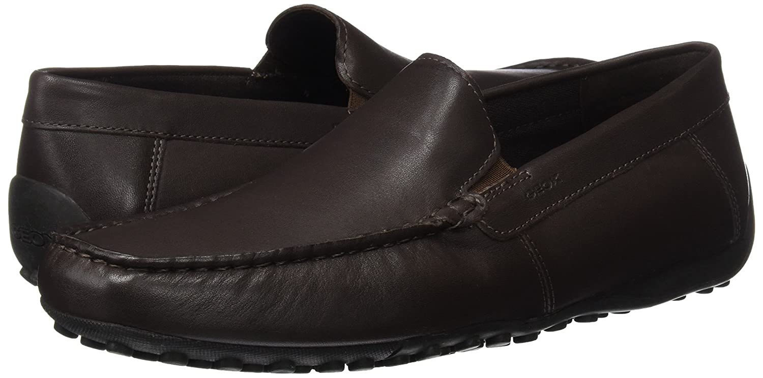 7ebe0bf5345 Amazon.com | Geox Men's Snake MOC 19 Moccasin | Loafers & Slip-Ons