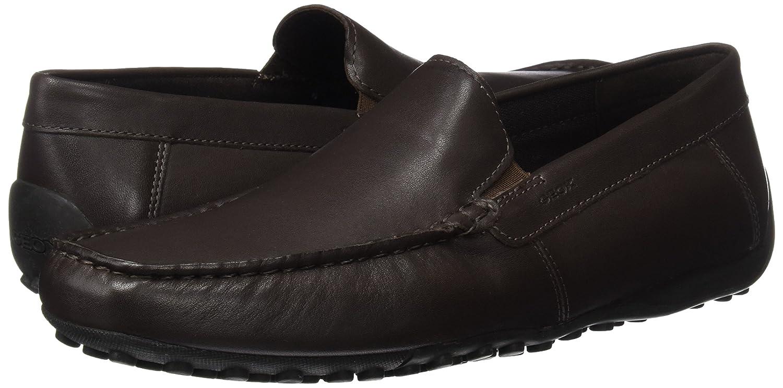 98075fb717b Amazon.com | Geox Men's Snake MOC 19 Moccasin | Loafers & Slip-Ons