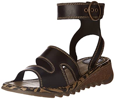 Womens Tily722fly Ankle Strap Sandals FLY London uafeCoey1