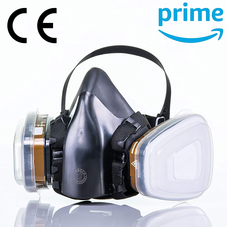 maschera inquinamento ffp3