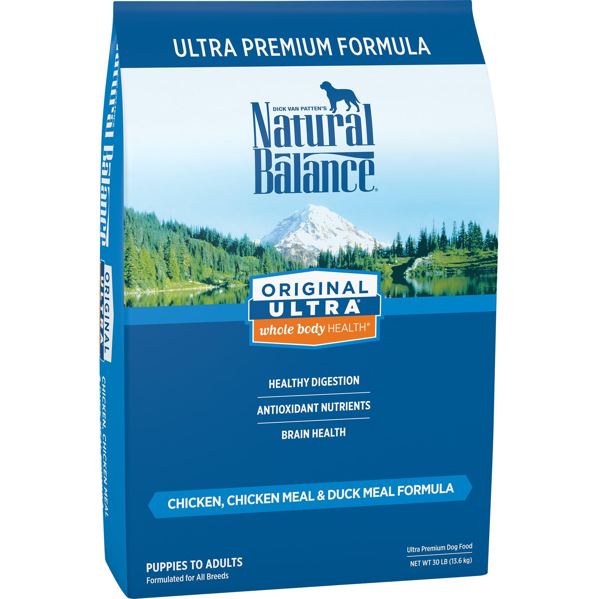 Natural Balance Original Ultra Dog Food