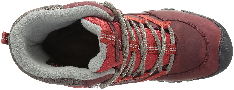 KEEN Women's Hoodoo III Lace up-w B(M) Snow Boot B01MTOYNP5 6 B(M) up-w US|Syrah/Tandori Spice 6cbe1b