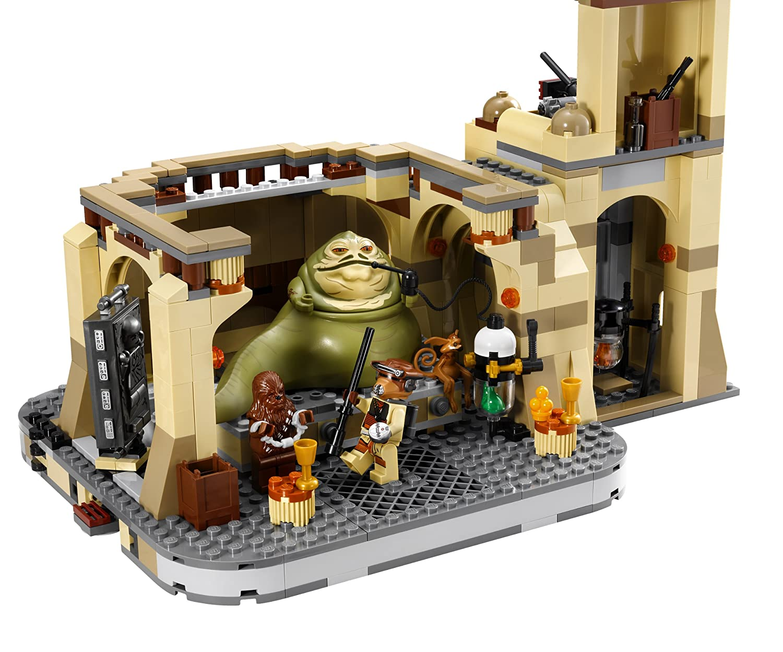 Jabbas Palast Lego