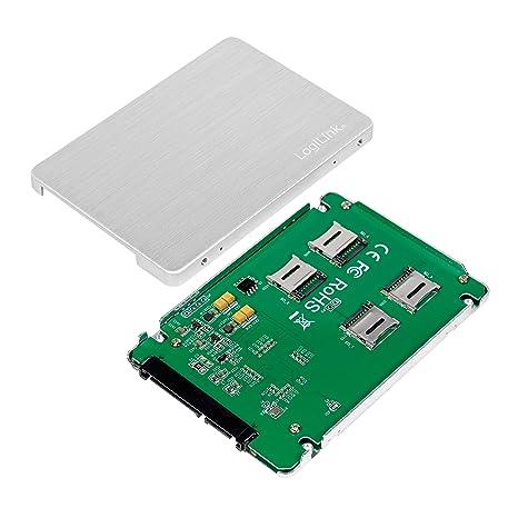 LogiLink AD0022 - Carcasa para Disco Duro Externo SSD de 2,5 ...