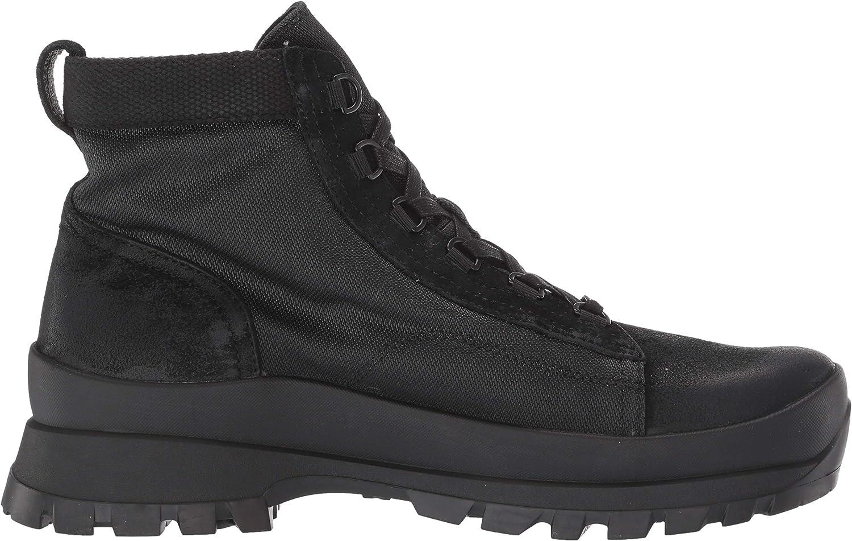 FRYE Men's Korver Utility Boot Backpacking Black