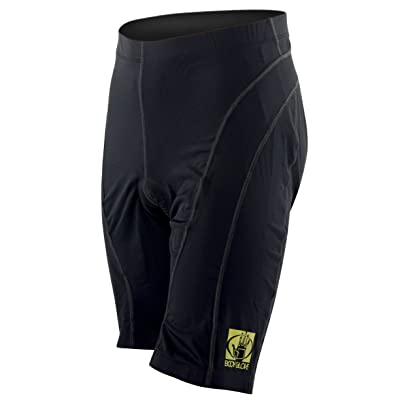 .com : Body Glove Pro Comfort 10-Panel Cycling Short : Sports & Outdoors
