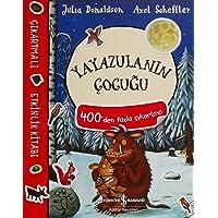 Yayazulanın Çocuğu Çıkartmalı Etkinlik Kitabı: 400'den Fazla Çıkartma: 400'den Fazla Çıkartma