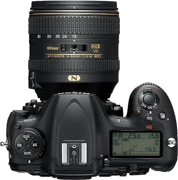 Nikon D500 Digital Slr Im Dx Format Mit Nikon Af S Dx Kamera