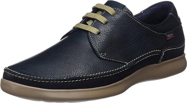 TALLA 42 EU. Callaghan Starman, Zapatos de Cordones Derby Hombre