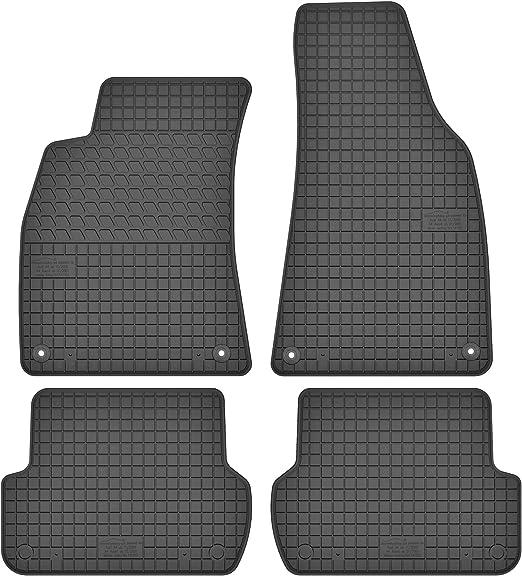 Motohobby Gummimatten Gummi Fußmatten Satz Für Audi A4 B6 B7 Seat Exeo Passgenau Auto
