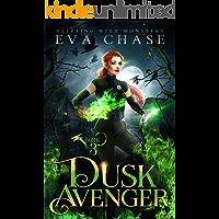 Dusk Avenger (Flirting with Monsters Book 3) book cover