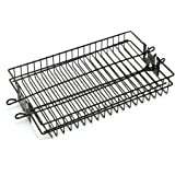 Onward Manufacturing Company Non-Stick Flat Spit Rotisserie Grill Basket