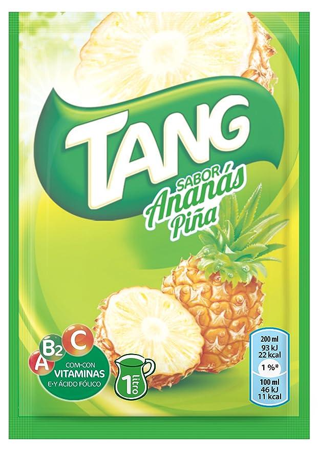 Tang Polvo para Bebida, Sabor Piña - 30 gr: Amazon.es: Alimentación y bebidas