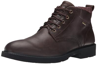 Geox Men's Mrubbianobabx4 Boot, Chestnut Brown, ...